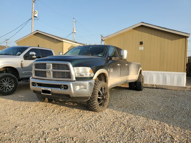 2011 RAM 3500 Laramie Crew Cab 8 ft. Bed 4WD