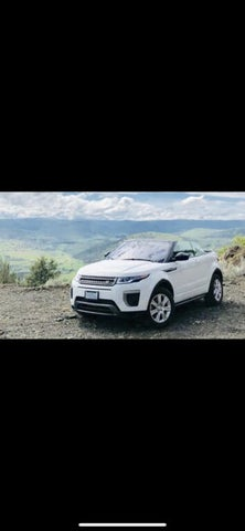 2017 Land Rover Range Rover Evoque SE Dynamic Convertible