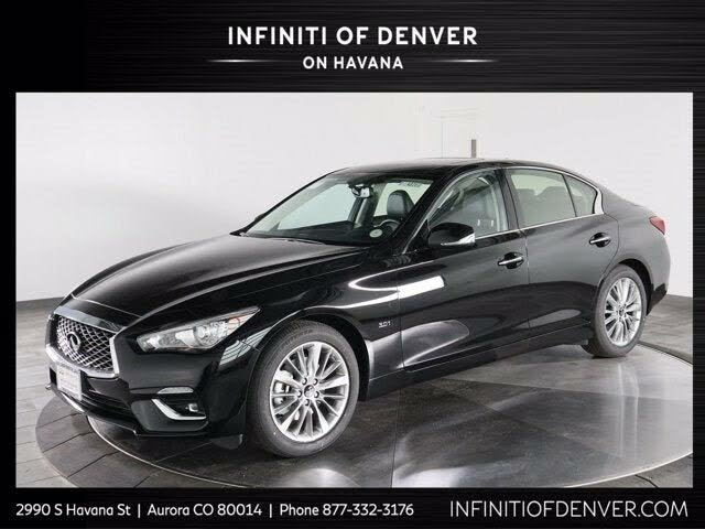 2021 INFINITI Q50 for Sale in Colorado Springs, CO - CarGurus