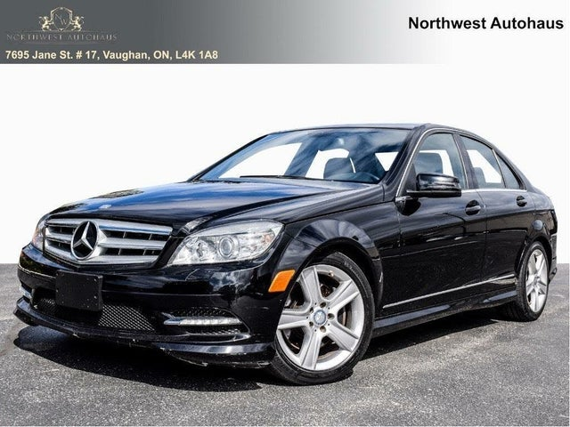 2011 Mercedes-Benz C-Class C 300 Luxury 4MATIC
