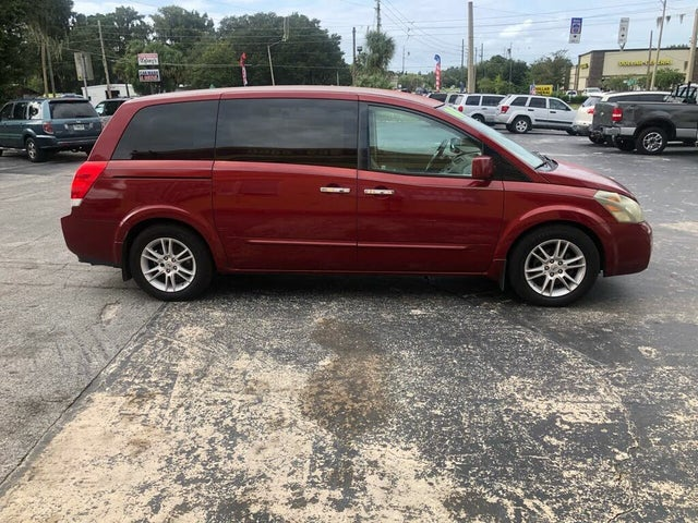 2008 Nissan Quest Base