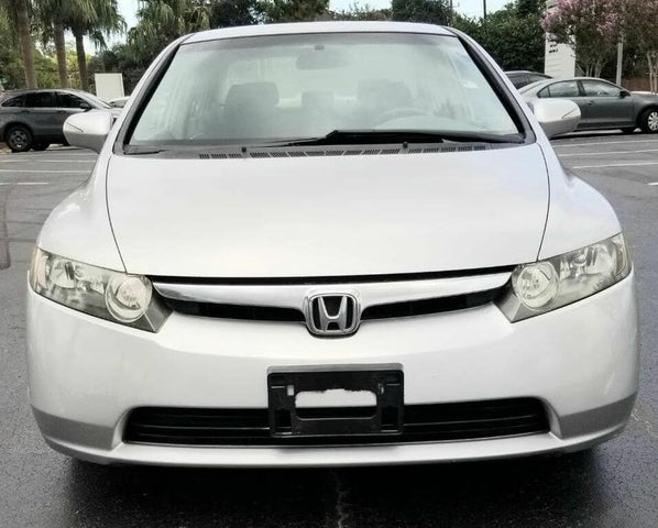 2006 Honda Civic Hybrid FWD with Navigation