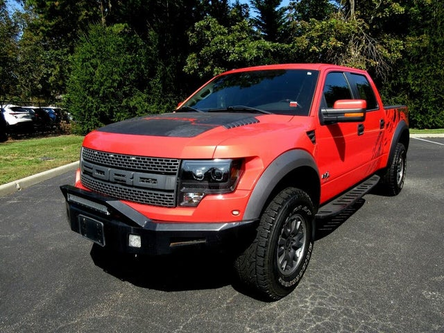 Used Ford F-150 SVT Raptor for Sale in New York, NY - CarGurus