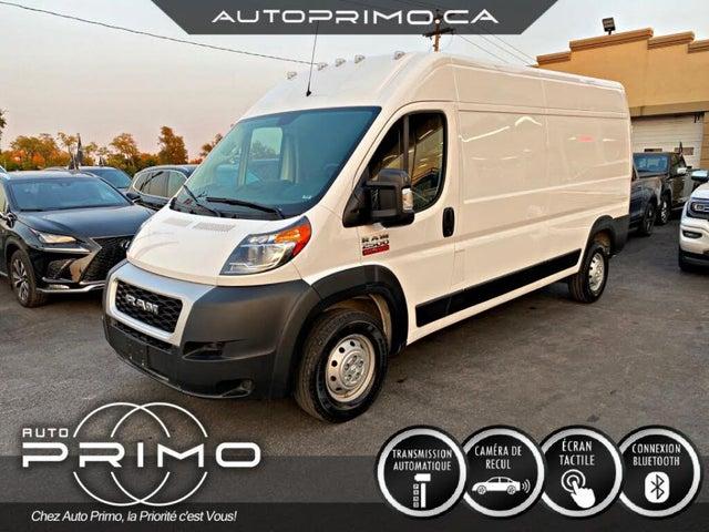 2020 RAM ProMaster 2500 159 High Roof Cargo Van FWD
