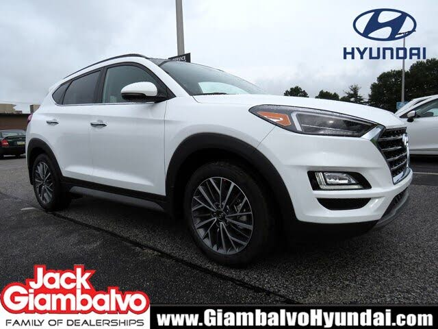 Used 2021 Hyundai Tucson Ultimate AWD for Sale Right Now ...