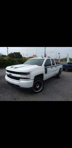2017 Chevrolet Silverado 1500 Custom Double Cab 4WD