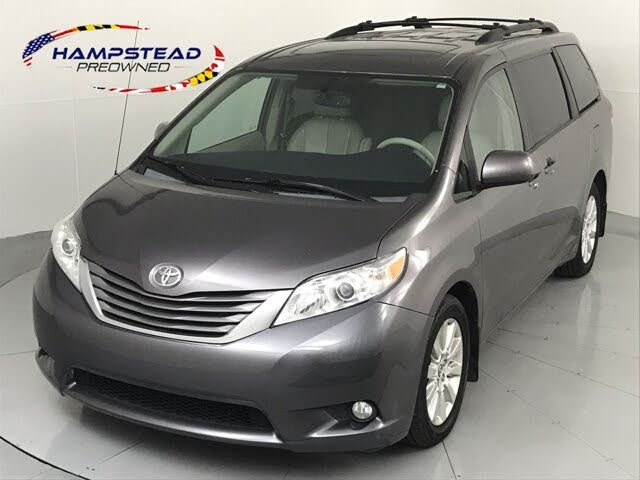 Used 2014 Toyota Sienna For Sale Right Now Cargurus