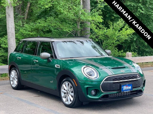 2020 MINI Cooper Clubman ALL4 AWD