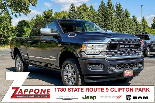 2019 RAM 2500 Limited Crew Cab 4WD