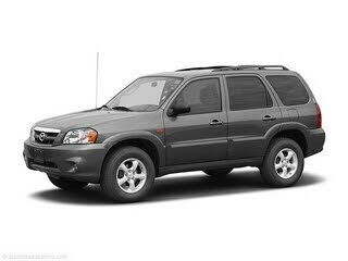 2006 Mazda Tribute GS V6