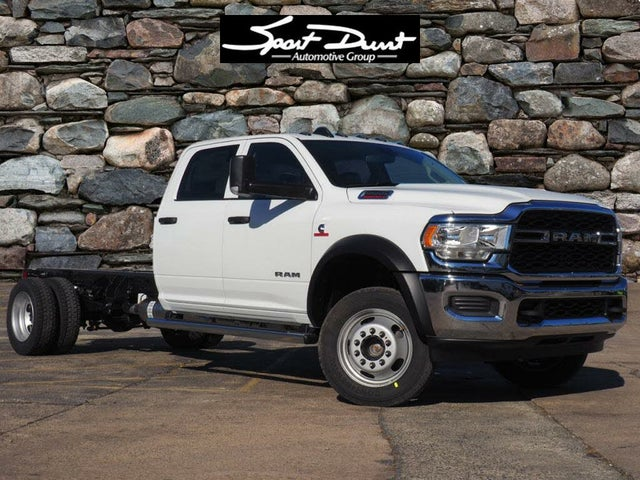 2019 RAM 5500 Chassis