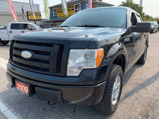 2009 Ford F-150 XLT SuperCrew 4WD
