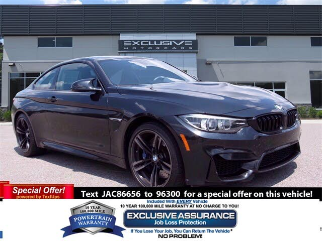 used bmw m4 with automatic transmission for sale cargurus used bmw m4 with automatic transmission