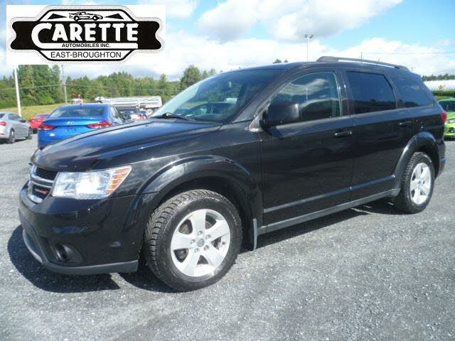 2012 Dodge Journey SXT FWD