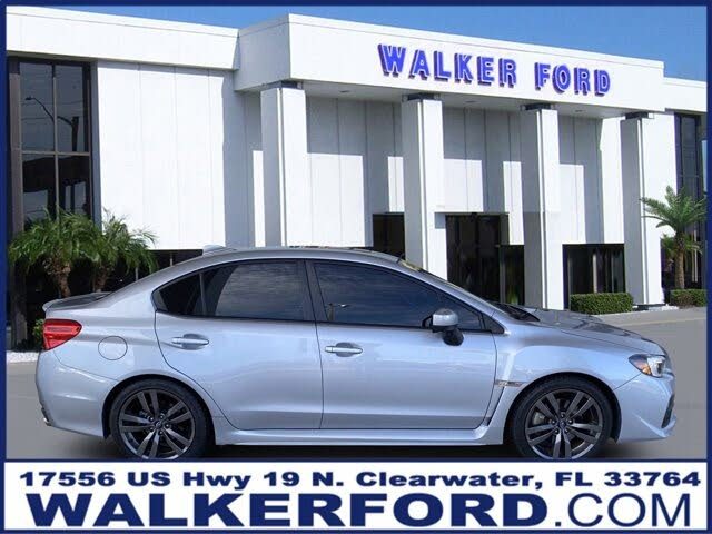 2016 Subaru WRX Limited AWD