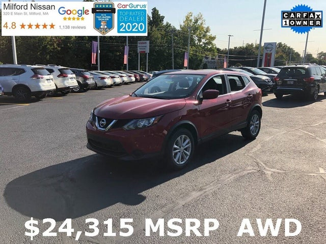 2018 Nissan Rogue Sport For Sale In Worcester Ma Cargurus