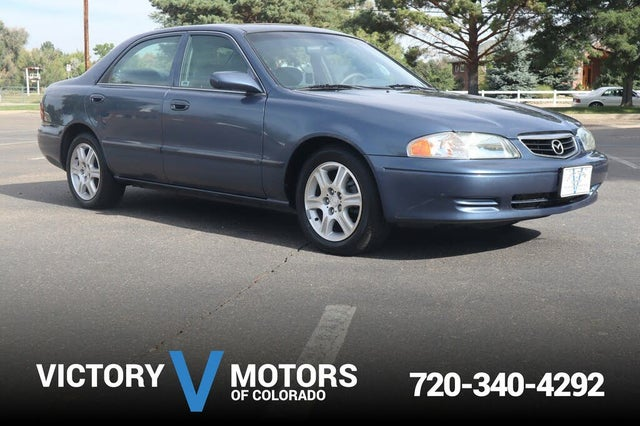 used 2002 mazda 626 es v6 for sale right now cargurus es v6