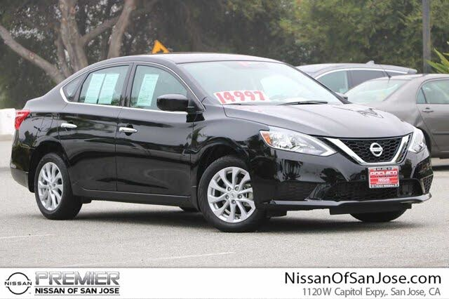 Certified 2020 Nissan Sentra For Sale Cargurus