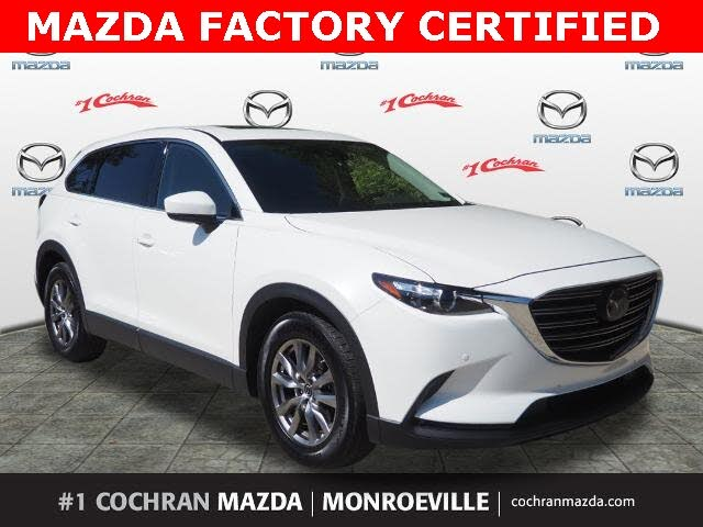 2018 Mazda CX-9 Touring AWD