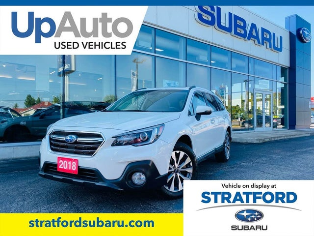 2018 Subaru Outback 2.5i Premier FWD with EyeSight Package
