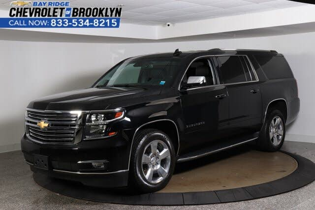 Used 2017 Chevrolet Suburban For Sale Right Now Cargurus