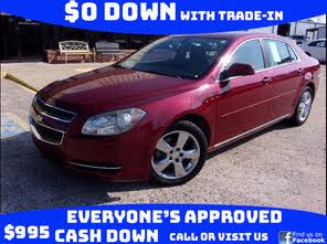 2010 Chevrolet Malibu For Sale In Fort Worth Tx Cargurus