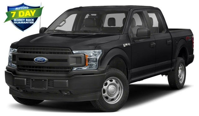 2020 Ford F-150 XLT SuperCrew RWD