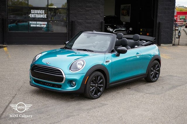 2021 MINI Cooper Convertible FWD