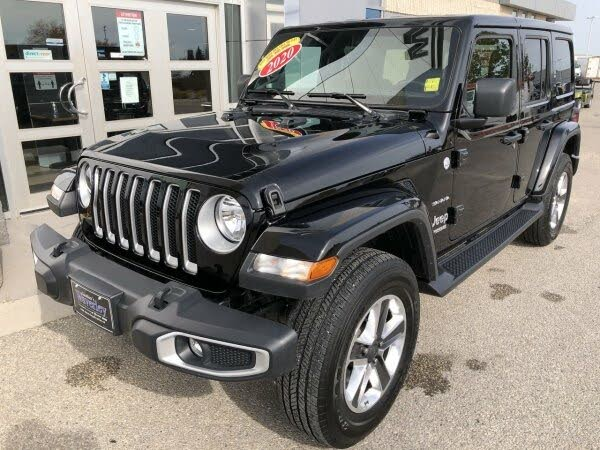 2020 Jeep Wrangler Unlimited North Edition 4WD