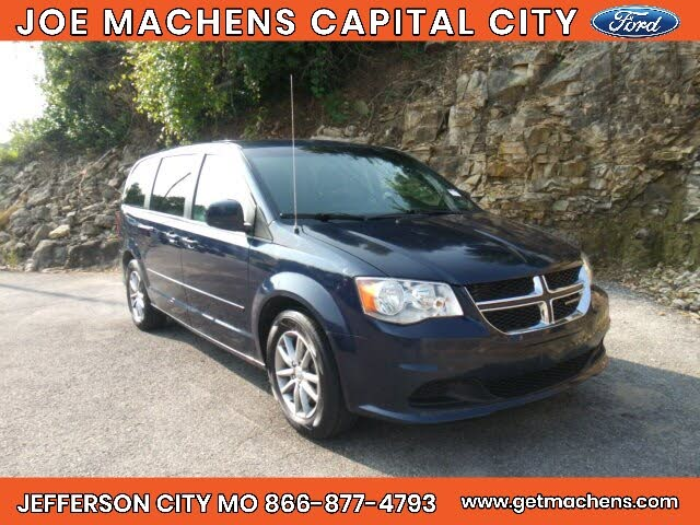 2015 Dodge Grand Caravan SE Plus FWD