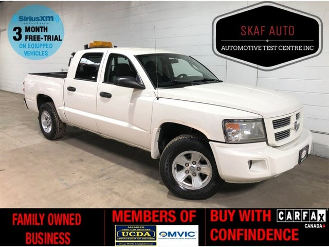 2009 Dodge Dakota Big Horn/Lone Star Crew Cab 4WD