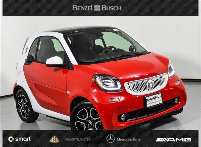 2017 smart fortwo electric drive prime hatchback RWD