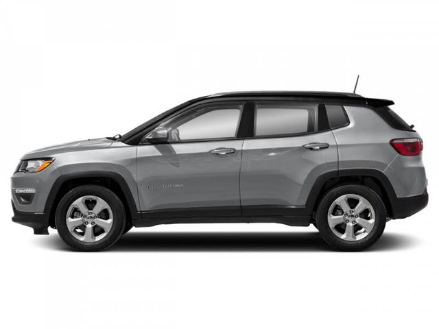 2019 Jeep Compass High Altitude 4WD