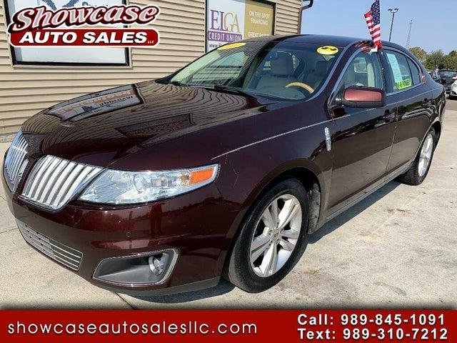 2010 Lincoln MKS 3.7L