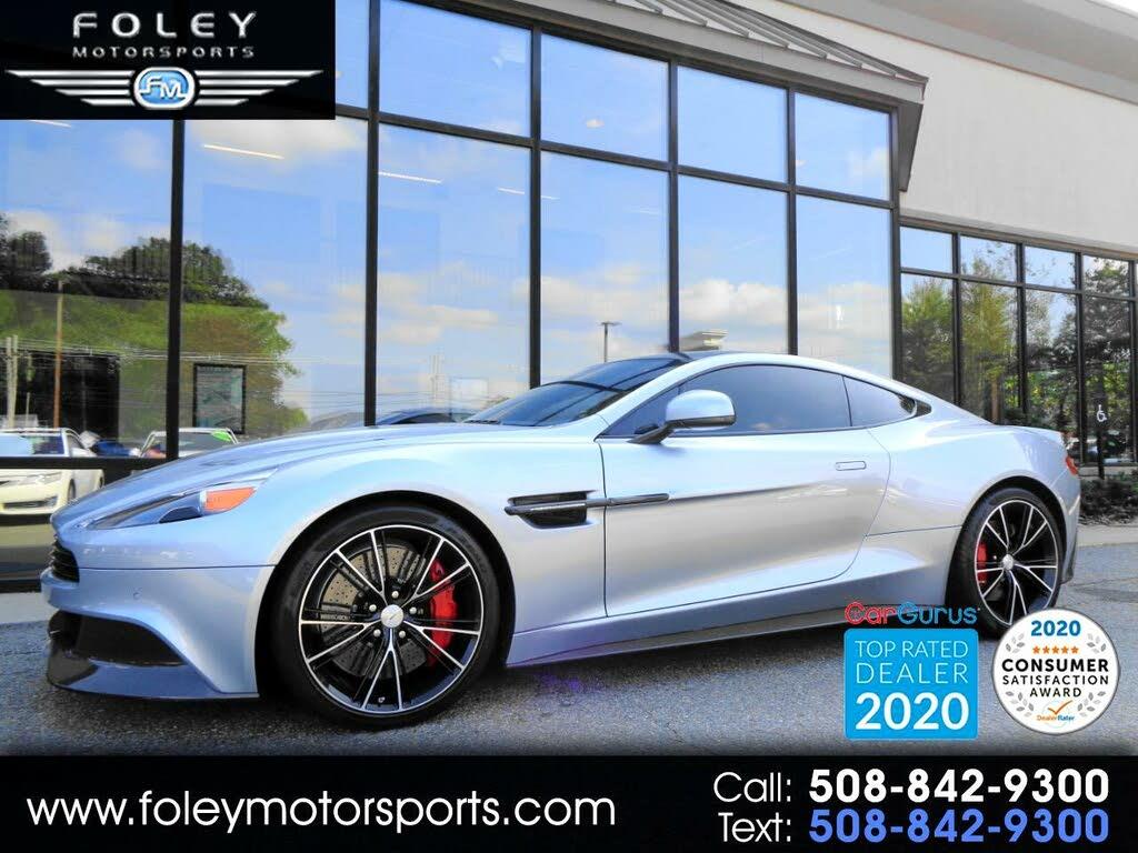 Used Aston Martin For Sale In Boston Ma Cargurus