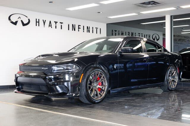 2015 Dodge Charger SRT Hellcat RWD