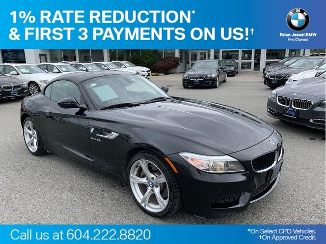 2016 BMW Z4 sDrive28i Roadster RWD