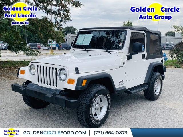 Used Jeep Wrangler for Sale in Muscle Shoals, AL - CarGurus