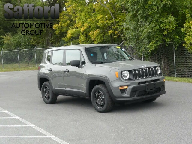 2020 Jeep Renegade Sport 4WD