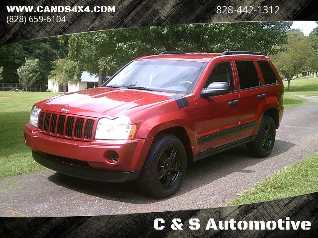 Used 2006 Jeep Grand Cherokee Laredo For Sale Right Now Cargurus