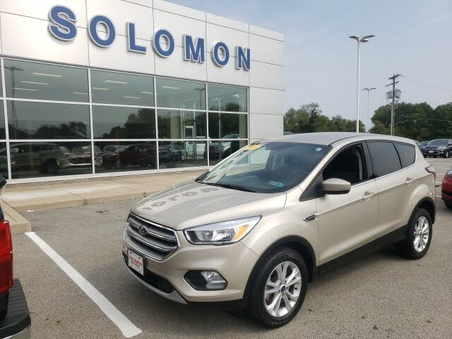 2017 Ford Escape SE AWD