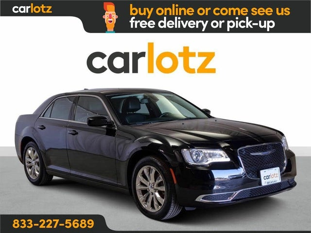 2018 Chrysler 300 Touring L AWD
