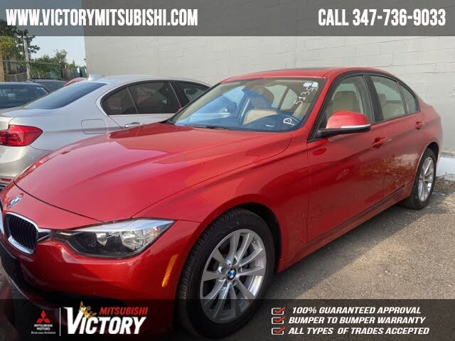 2017 BMW 3 Series 330i xDrive Sedan AWD