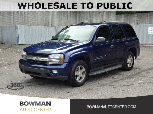 used 2003 chevrolet trailblazer for sale right now cargurus used 2003 chevrolet trailblazer for