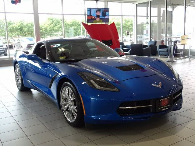 2014 Chevrolet Corvette Stingray 2LT Coupe RWD