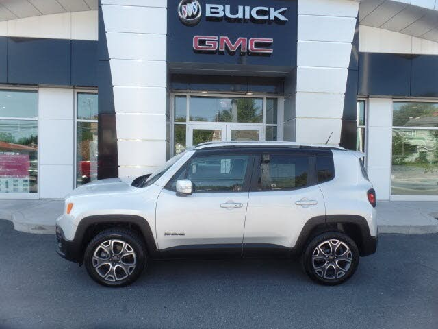 2016 Jeep Renegade Limited 4WD