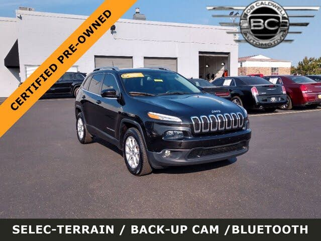 2016 Jeep Cherokee Latitude 75th Anniversary 4WD