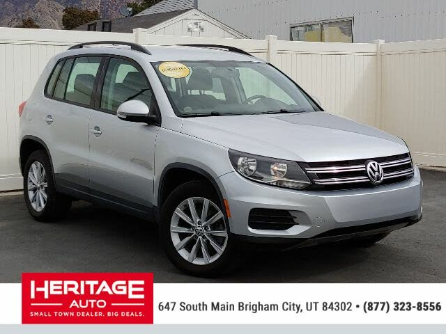 2018 Volkswagen Tiguan Limited 4Motion AWD