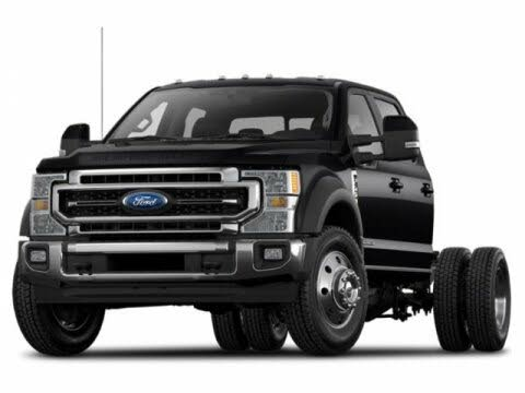 2020 Ford F-350 Super Duty Chassis XL SuperCab DRW 4WD