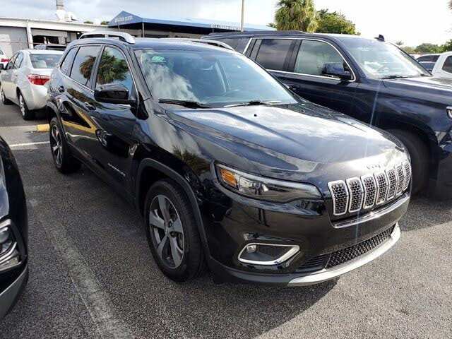 2020 Jeep Cherokee Limited FWD